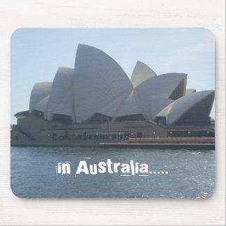 Australia Mouse Mat
