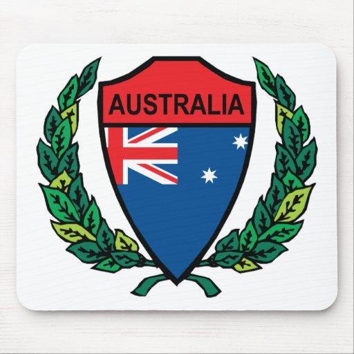 Australia Mouse Pad