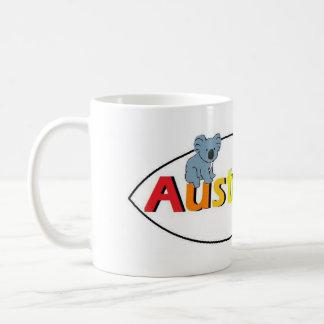 australia mug