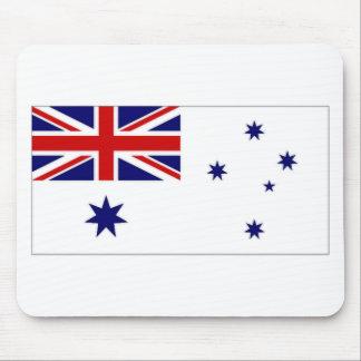 Australia Naval Ensign Mouse Pad