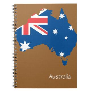 Australia  notebook