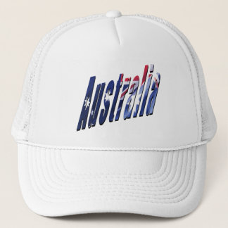 Australia Picture Logo, Trucker Hat