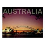 Australia Post Card