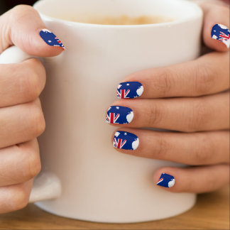 Australia Pride Flag Minx Nail Art Decal