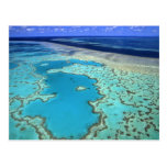 Australia - Queensland - Great Barrier Reef. 7 Postcard