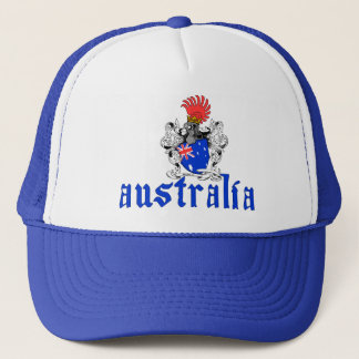 Australia Shield Hat
