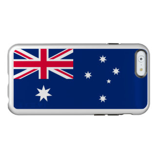 Australia Silver iPhone Case Incipio Feather® Shine iPhone 6 Case