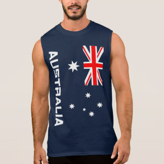 Australia Sleeveless Shirt