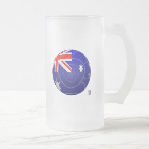 Australia - Socceroos Football Mug