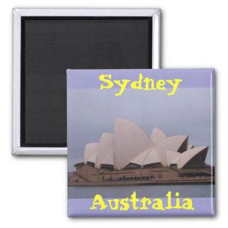 Australia Sydney opera house photography magnet