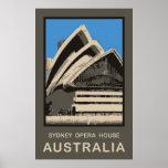 Australia Sydney Opera House Posters