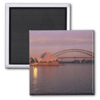 Australia, Sydney, Sydney Opera House built Magnet