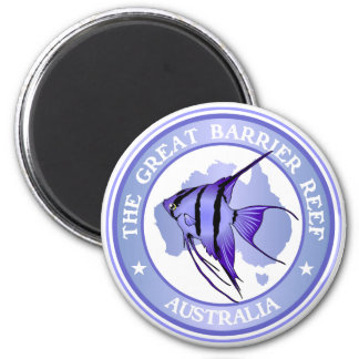 Australia -The Great Barrier Reef Magnet