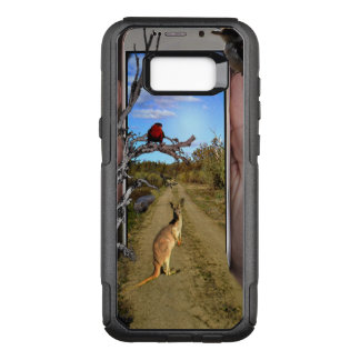Australia Through A Mobile Phone, OtterBox Commuter Samsung Galaxy S8+ Case