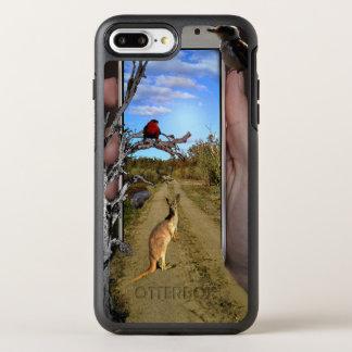 Australia Through A Mobile Phone, OtterBox Symmetry iPhone 8 Plus/7 Plus Case