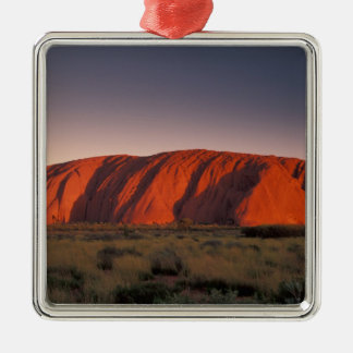 Australia, Uluru National Park. Uluru or Metal Ornament