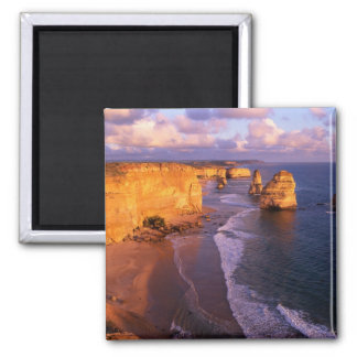 Australia, Victoria. 12 Apostles, Port Square Magnet