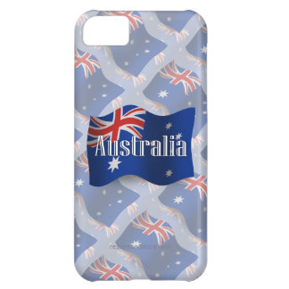 Australia Waving Flag iPhone 5C Cases