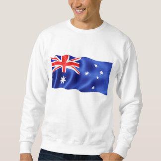 Australia Waving Sweatshirt