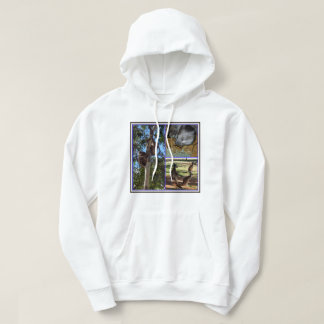 Australian Animal Photo Collage, Hoodie