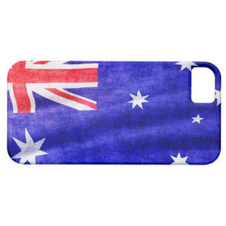 Australian Aussie Flag, Downunder Patriotic Case iPhone 5 Cases
