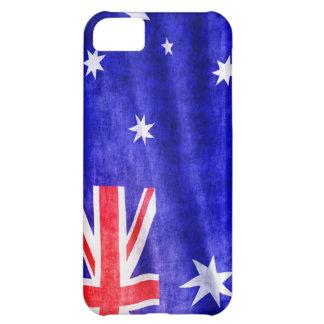 Australian Aussie Flag, Downunder Patriotic Case Case For iPhone 5C