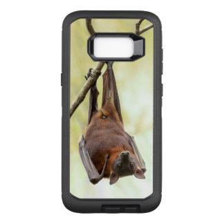 Australian bat up-side-down OtterBox defender samsung galaxy s8+ case