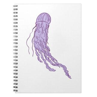 Australian Box Jellyfish Drawing Notebooks