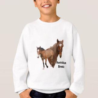 Australian Brumby - Horse Sweatshirt