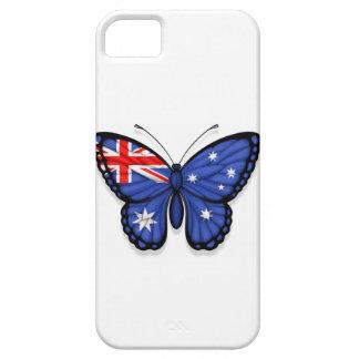 Australian Butterfly Flag iPhone 5 Case