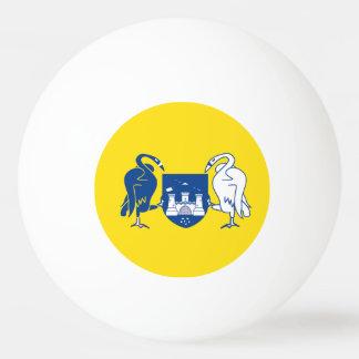 Australian Capital Territory Flag Ping-Pong Ball
