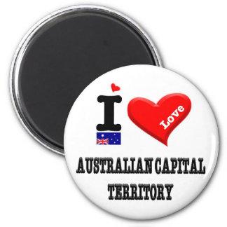 AUSTRALIAN CAPITAL TERRITORY - I Love Magnet