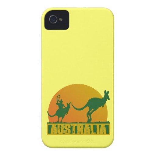 Australian Case-Mate iPhone 4 Cases