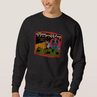 Australian Cattle Dog - A Rancher's Best Friend Pullover Sweatshirt