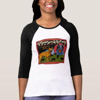 Australian Cattle Dog - A Rancher's Best Friend T-shirts