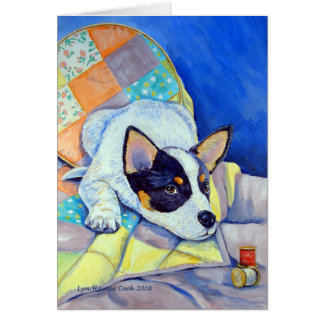 Australian Cattle Dog Cards