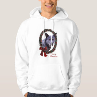 Australian Cattle Dog Christmas Gifts Hoodie