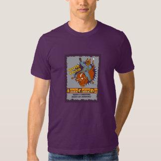 Australian Cattle Dog - Crash Test Dummies T Shirt