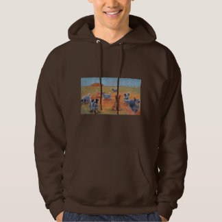 Australian Cattle Dog - Heirs of Ayers Hoodie