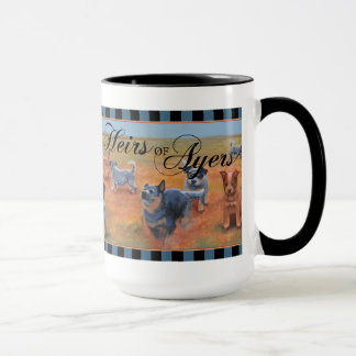 Australian Cattle Dog - Heirs of Ayers Mug