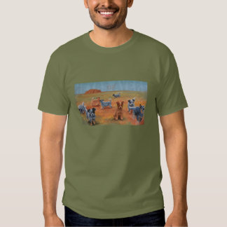 Australian Cattle Dog - Heirs of Ayers Tshirt