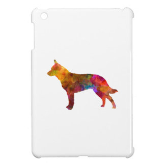 Australian Cattle Dog in watercolor Cover For The iPad Mini