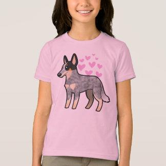 Australian Cattle Dog / Kelpie Love T-Shirt