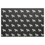 Australian Cattle Dog Love Fabric