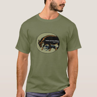 Australian Cattle Dog - Mind Moves Matter T-Shirt