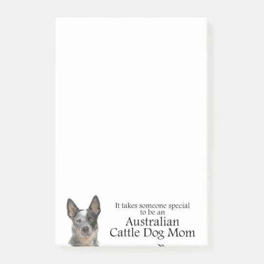Australian Cattle Dog Mom Notes