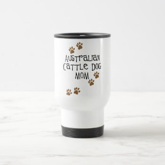 Australian Cattle Dog Mom t-shirts & gifts Travel Mug