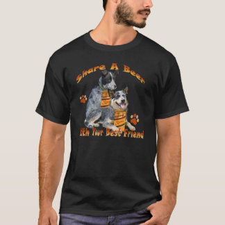Australian Cattle Dog Share A Beer T-Shirt