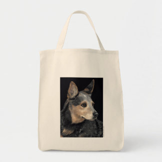 "Australian Cattle Dog Tote Bag - ""Quigley"""