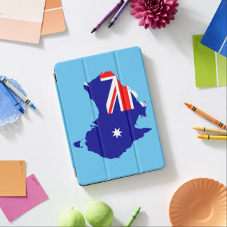 Australian country flag iPad air cover